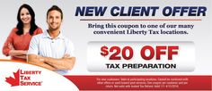 Have questions? Liberty Tax can help!