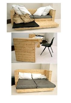 Multipurpose Furniture on Pinterest