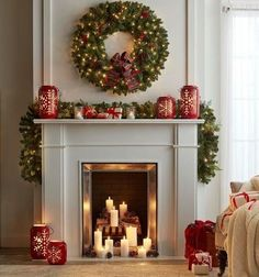 The best and most beautiful, rustic, industrial, neutral, and classy Christmas decorations and decor accents that will transform your farmhouse into a gorgeous seasonal display. #mycozycolorado #christmas #decor Christmas Fireplace, Christmas Mantels, Farmhouse Christmas Decor, Christmas Night, Christmas Home, Christmas Crafts, Diy Outfits, Office Christmas Decorations, Holiday Decor