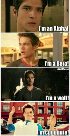 Uploaded by Hélène. Find images and videos about funny, teen wolf and dylan o'brien on We Heart It - the app to get lost in what you love. Teen Wolf Stiles, Teen Wolf Mtv, Teen Wolf Boys, Teen Wolf Dylan, Teen Wolf Cast, Teen Wolf Memes, Teen Wolf Quotes, Teen Wolf Funny, Tenn Wolf