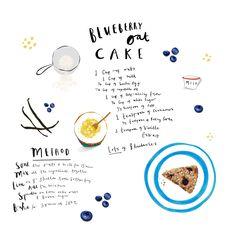 Cake Recipe by Katy Pillinger Designs