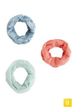 Fulares circulares. #fulares #colors