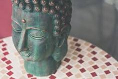 """5/"""".5H Chinese Happy Laugh Maitreya Buddha Wealth Statue"""