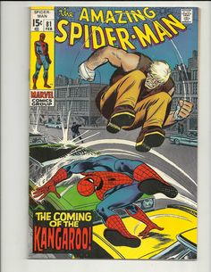 The Amazing Spider-Man No. 81 - Marvel Comics Group February 1970