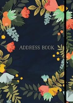 Address Book - Moder