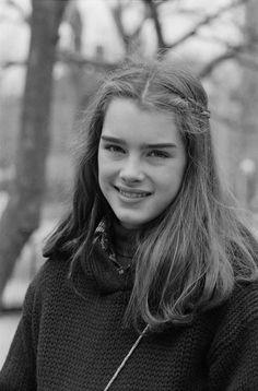 Brooke Shields, early 80s