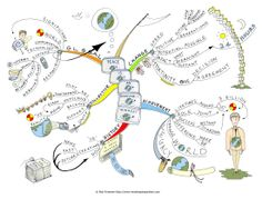 Peace is an achievable miracle | Mind Map Inspiration
