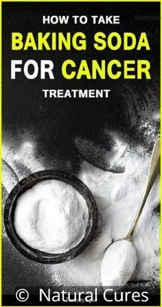 Natural Holistic Remedies How to use Baking Soda to Cure Cancer - The baking soda used in combination with other ingredients in order to cure cancer. Here we describe some effective ways to use baking soda for cancer treat Natural Cancer Cures, Natural Home Remedies, Natural Healing, Cancer Fighter, Baking Soda Uses, Baking Soda Benefits, Holistic Remedies, Health Remedies, Acne Remedies
