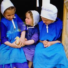 ~ Amish Children ~ Sarah's Country Kitchen ~