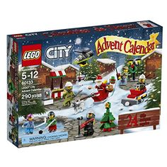 LEGO City Town 60133 Advent Calendar Building Kit (290 Piece) - Online Shopping Discounts