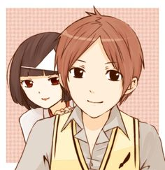 Nora and Fujisaki // Noragami Nora Noragami, Hiyori Iki, Noragami Anime, Yatori, Anime Family, Owari No Seraph, Evil Spirits, Manga Games, New Chapter