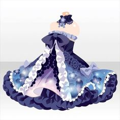 Discover recipes, home ideas, style inspiration and other ideas to try. Fashion Games, Fashion Art, Girl Fashion, Fashion Design, Chibi, Anime Outfits, Cute Outfits, Anime Dress, Cocoppa Play