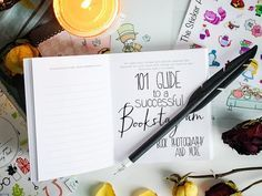 101 Guide to a Successful Bookstagram - Photography Tips and more!