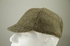 Taille XL-Hand Made by Smith-London Classique Cyclisme cycling cap