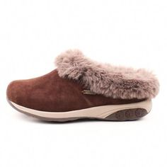 Scarlett Women's Genuine Sheepskin Clog Slipper - Therafit Shoe #AustralianSheepskinBoots