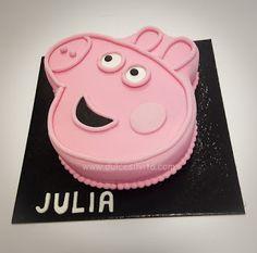 Dulce Silvita: Tarta Peppa Pig