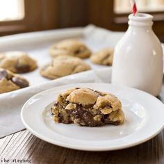 Super Sized Chewy Chocolate Chip Cookies