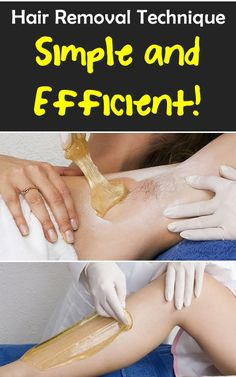 Hair Removal Alternative for Shaving and Waxing