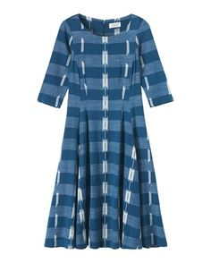 Women's Ko Check Dress