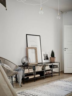 Trendesso    neutral color palette | contemporary | interior design inspiration | modern living | simple | simplistic | greys | inviting | diy | casual style | home | house | room | classy | chic | inviting | white | clean | girly | fresh | plants | green |