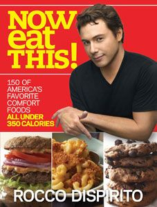 Rocco Dispirito~Even though this is not his latest cookbook, I love it and still use it!