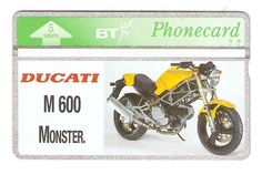 Card number BTG391. 600 issued in 1994. Control number 429G07125.