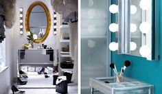 dekornikowy REMONT: Garderoba w łazience, czyli moje marzenie