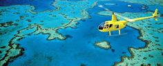Struggling with winter in Europe or U.S.?  Getaway to somewhere warm and sunny: AUSTRALIA, Great Barrier Reef #Travel