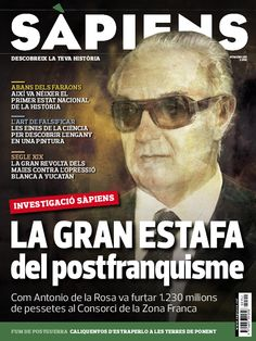 Revista #Sàpiens 153. La gran estafa del postfranquisme.