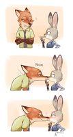 Nick/Judy by Ganym0