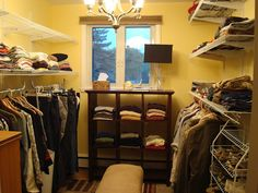 A DIY Home Improvement Blog | Project Dream #Closet: How to Turn a Junk Room into Paradise without spending a bundle!