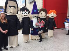 [Found] Potter Puppet Palls at MCM London