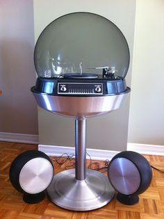 Apollo Record Player
