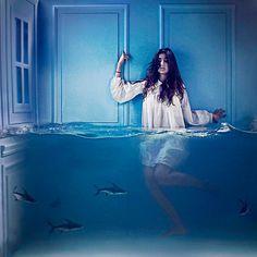 The Unseen – Des photographies surréalistes réalisées sans retouche numérique