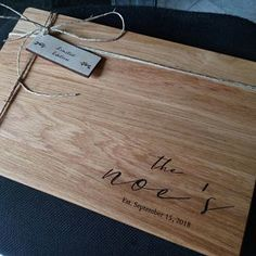 Personalized Cutting Boards and Custom von personalizedgiftbox