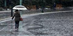 Από το βράδυ της Κυριακής να κρατάτε ομπρέλες  Η κακοκαιρία επιστρέφει