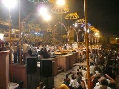 Fotografía: Justo Palma Durga, Concert, Boating, Temple, Boats, Cities, Recital, Festivals