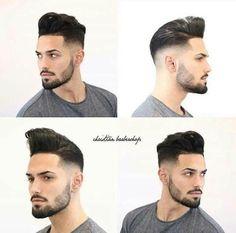 Menu0027s Haircuts, Menu0027s Hairstyles, Man Cut, Beard Grooming, Barber, Top,  Fashion, Male Haircuts, Beard Barber