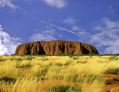 Ayers Rock, Australia- It would be great to visit here!!!! ~~mb~~
