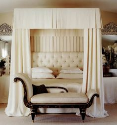 creamy & dreamy--so elegant and serene by Mary McDonald