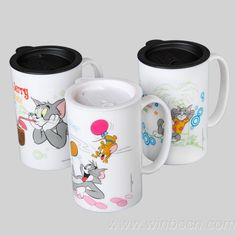 the Cartoon body cup is the favorite style for the kids  http://www.aliexpress.com/store/814409