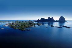Traena, Helgeland Coast, Norway