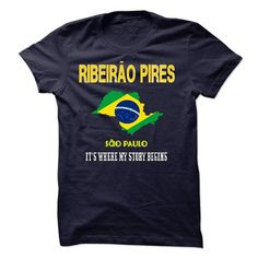 RIBEIRAO PIRES-- Its Where My Story Begins! - #tshirt kids #hoodie novios. BUY-TODAY => https://www.sunfrog.com/No-Category/RIBEIRAO--Its-Where-My-Story-Begins.html?68278
