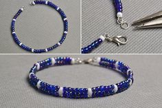 Dear friends, are you searching for DIY seed bead bracelet? Today I will show some simple seed bead bracelets with you guy~ Follow me to see now! Jewelry making supplies you'll need in making the seed...