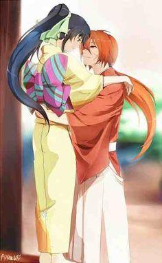 Kenshin - Kaoru