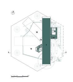 Centre Pompidou-Metz,Floor Plan