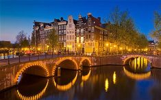 Amsterdam, Holland, The Netherlands Beautiful! Amsterdam Holland, Amsterdam City, Amsterdam Travel, Amsterdam Bicycle, Amsterdam Food, Cheap Hotels In Amsterdam, Best European City Breaks, Amsterdam Holidays, Tourist Trap