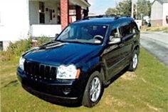 2005 Jeep Grand Cherokee Laredo...thats my jeep!