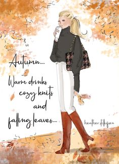 Autumn Cozy, Autumn Art, Autumn Leaves, Positive Quotes For Women, Hello Weekend, Autumn Scenes, Fall Cards, Look At You, Autumn Inspiration