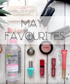May beauty favourites